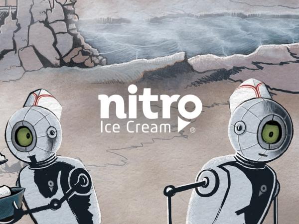 Nitro Ice Cream